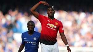 Chelsea Manchester United Paul Pogba