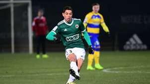 Jordan Faucher Red Star Ligue 2