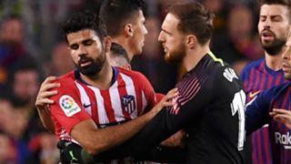 Diego Costa Atletico Madrid 2018-19