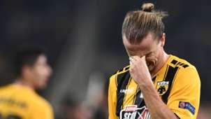 Niklas Hult AEK Athen 2018