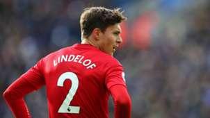 Victor Lindelof Manchester United 2018-19