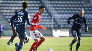 Alexandre Coeff Brest Ligue 2