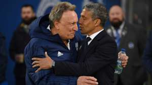 Chris Hughton Neil Warnock Brighton Cardiff City Premier League 2019