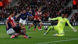 Manchester United Southampton Premier League