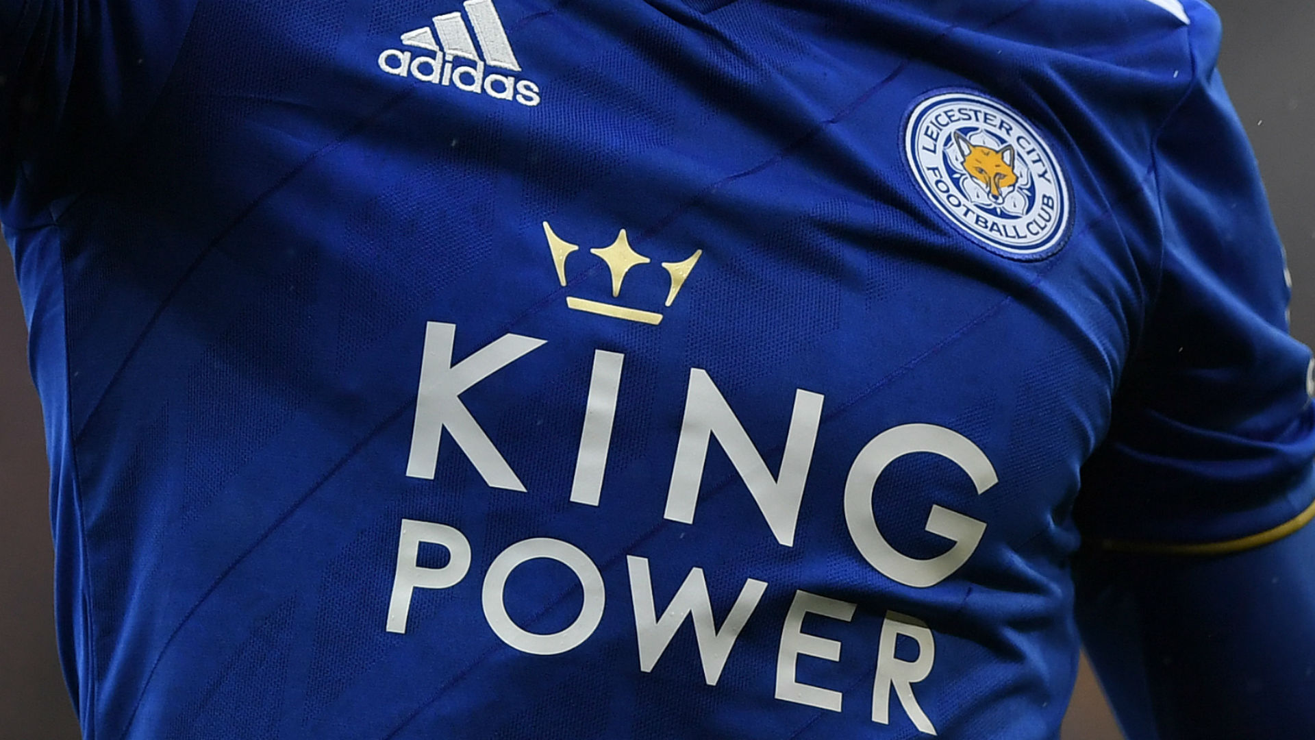 Leicester City jersey 2018-19