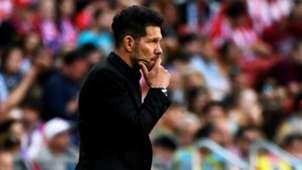 Diego Simeone Atletico de Madrid Espanyol LaLiga 22122018