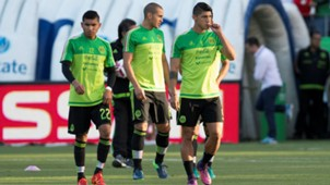 Orbelín Pineda Jorge Torres Nilo Alan Pulido Selección mexicana