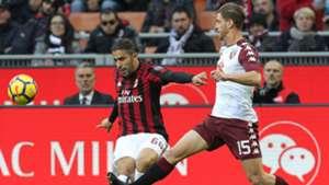 Rodriguez Ansaldi Milan Torino