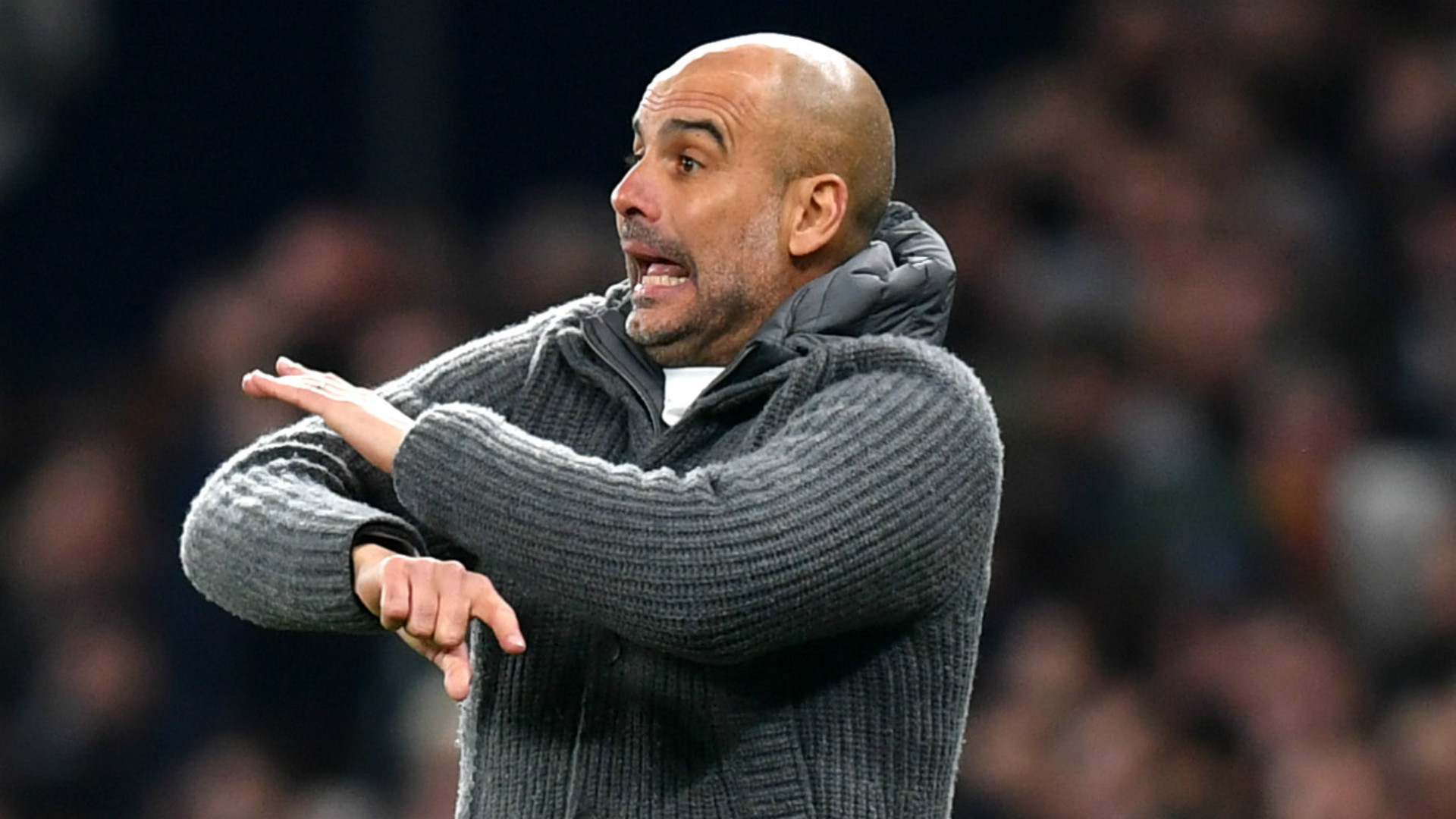 VAR is f****** boring to talk about - Guardiola