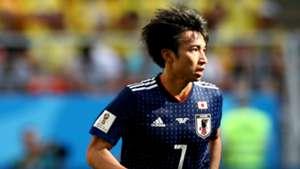 Gaku Shibasaki Japan World Cup