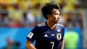 Gaku Shibasaki Japan World Cup