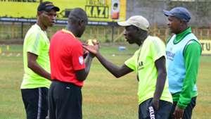 Sony Sugar coach Salim Babu v Thika United