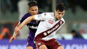 Lucas Boyè Fiorentina Torino Serie A 27022017