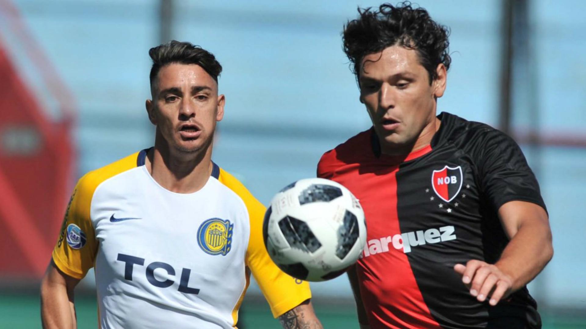Zampedri Fontanini Rosario Central Newell's Copa Argentina 01112018