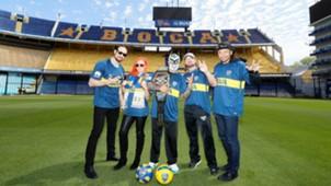 WWE Boca Juniors Bombonera