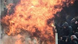 Molotov cocktail, AEK Athens vs Ajax