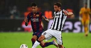 Claudio Marchisio Barcelona Juventus Champions League