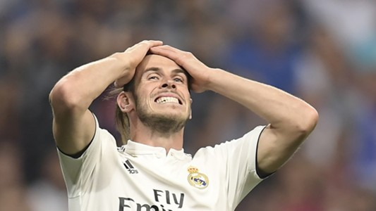 Gareth Bale Real Madrid 19092018