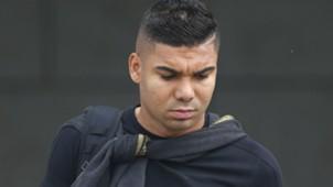 Casemiro Brasil saída jogadores hotel após eliminação Copa do Mundo 07 07 18
