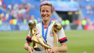 Megan Rapinoe Women's World Cup 2019