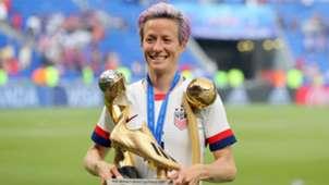 Megan Rapinoe Women's World Cup 2019
