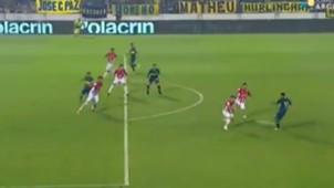 Captura TV Boca San Martin T Copa Argentina Cardona 070918