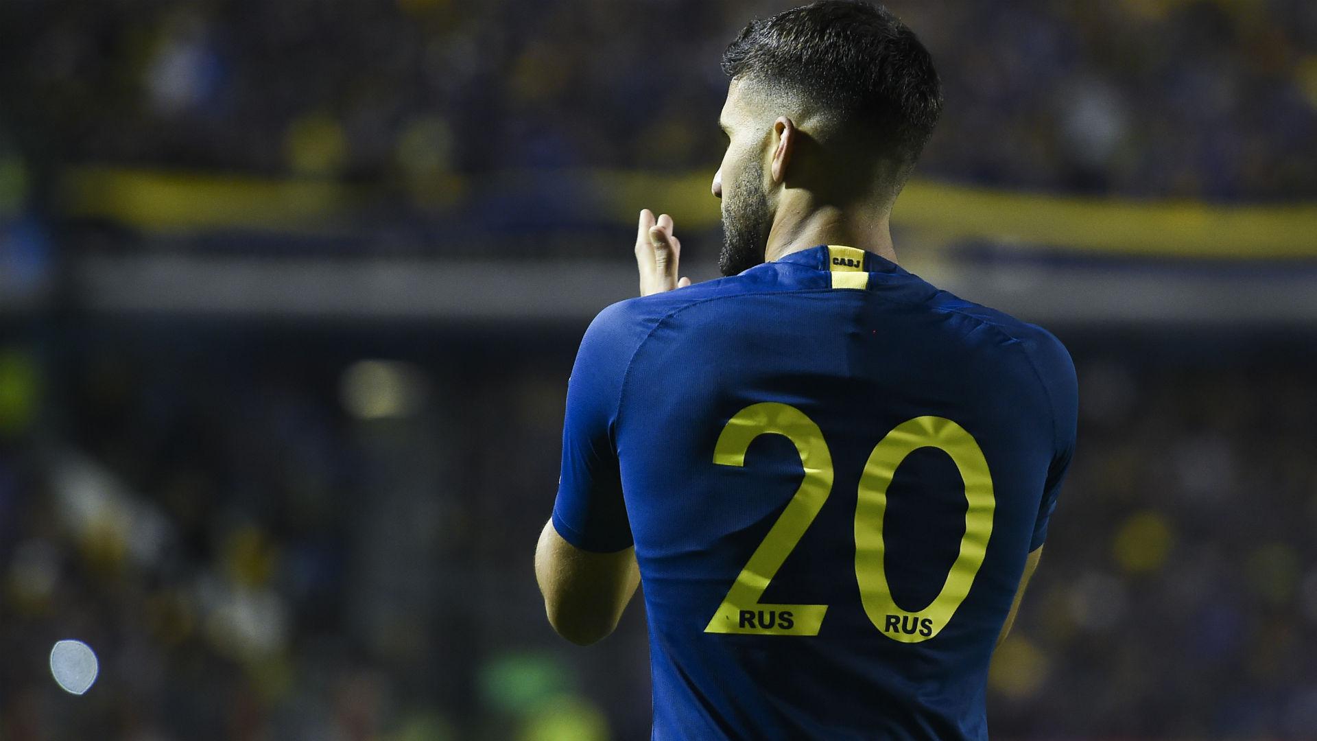 Lisandro Lopez Boca Argentinos Copa Superliga 26052019