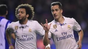 Lucas Vazquez Deportivo Coruna Real Madrid LaLiga 26042017