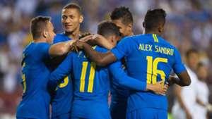 Brazil El Salvador Friendly 11092018