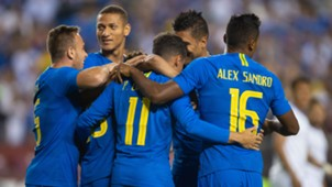 Brazil El Salvador Friendly 11092018