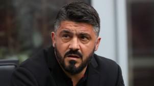 Gennaro Gattuso Milan Verona