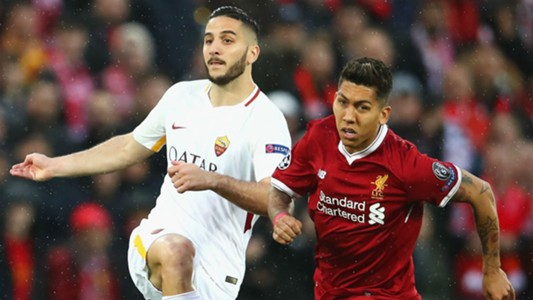 Image result for roma vs liverpool live