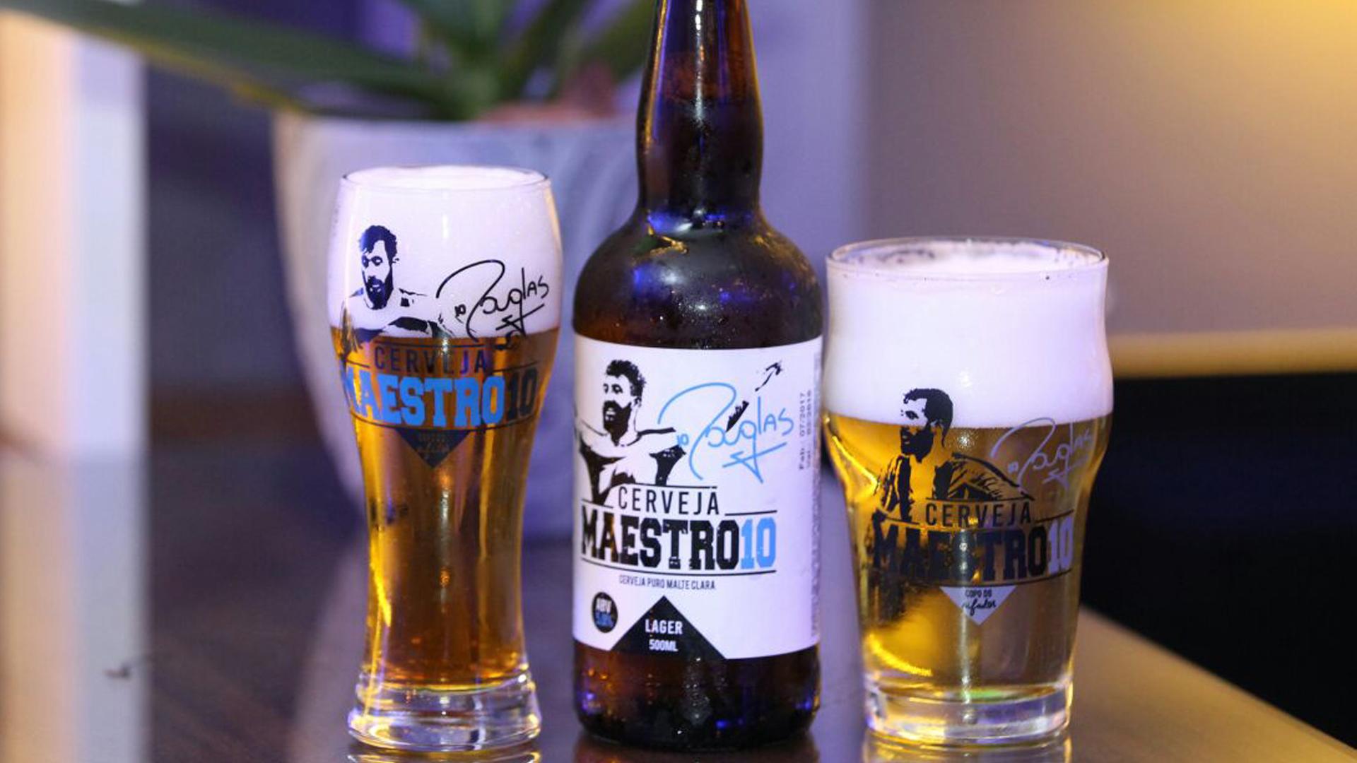 Douglas Grêmio lança sua cerveja 29 06 17