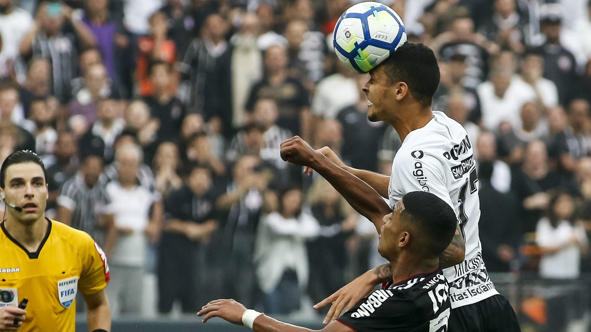 Corinthians x São Paulo - 10/11/2018