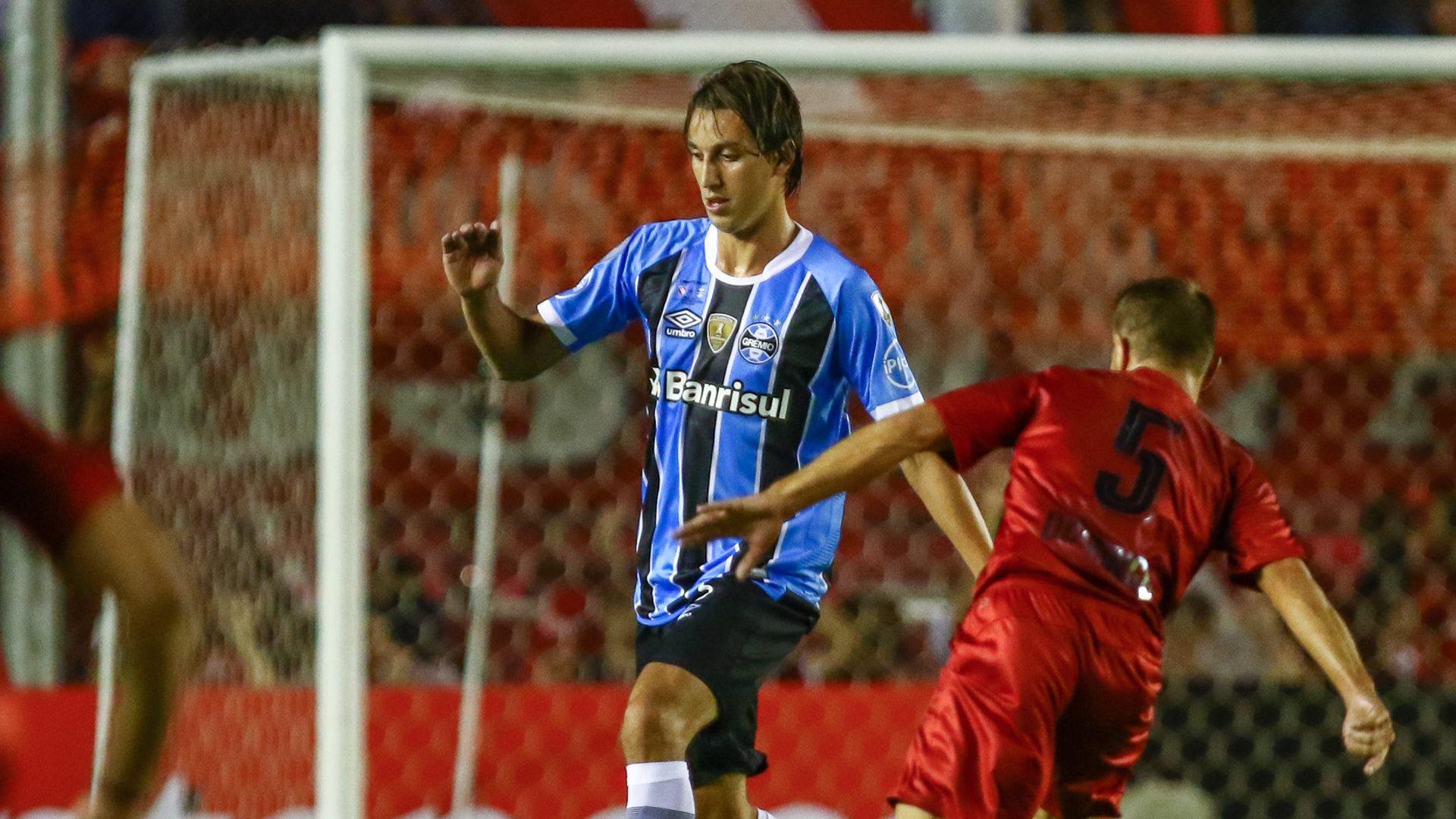 Geromel Independiente Gremio Recopa 14022018