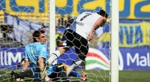 020918 Everton Colo Colo Cristopher Toselli Esteban Paredes