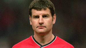 Denis Irwin Manchester United Champions League 1999