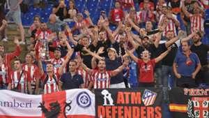 Atletico de Madrid Fans Champions League 12092017