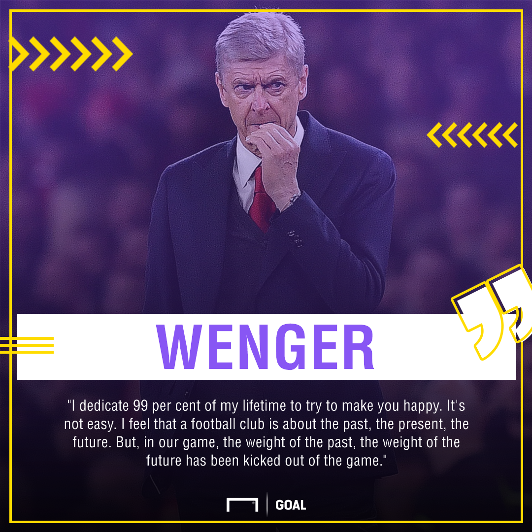 Arsene Wenger PS