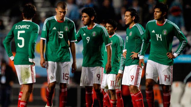 México Copa América 2011