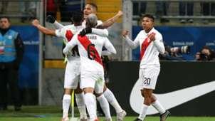 Yoshimar Yotun Peru Chile Copa America 2019