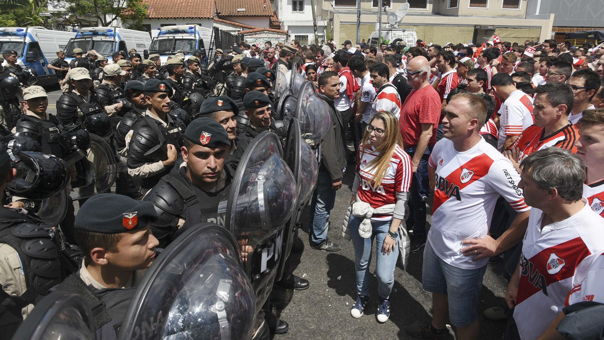 River Boca Copa Libertadores 241118