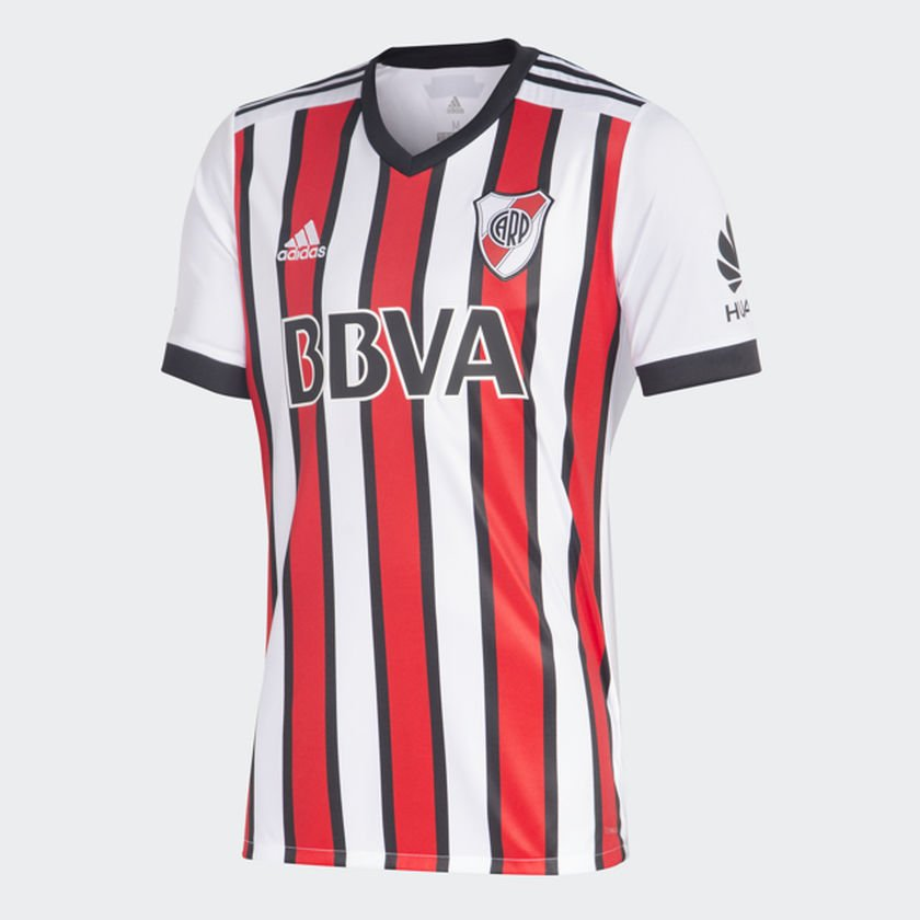 River camiseta tricolor 2018
