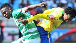 Bloemfontein Celtic, Tshepo Rikhotso & Mamelodi Sundowns, Percy Tau
