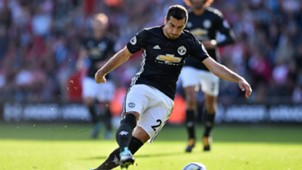 Henrikh Mkhitaryan Manchester United Southampton Premier League