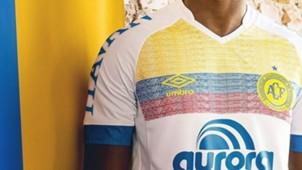 Chapecoense camisa 16 04 2018