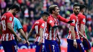 Griezmann Diego Costa Atletico Madrid Girona LaLiga