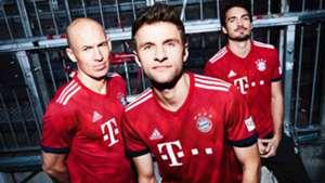 Bayern Munich - Home Kit 2018/19