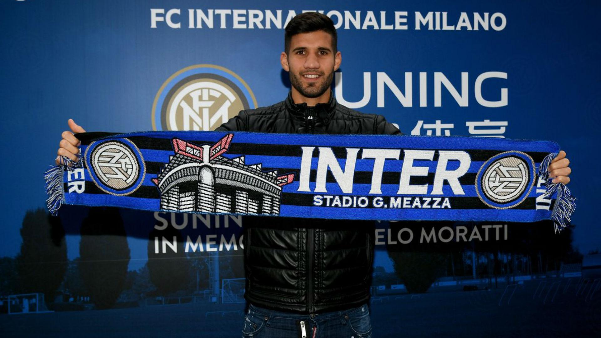 Lisandro Lopez Inter 15012018