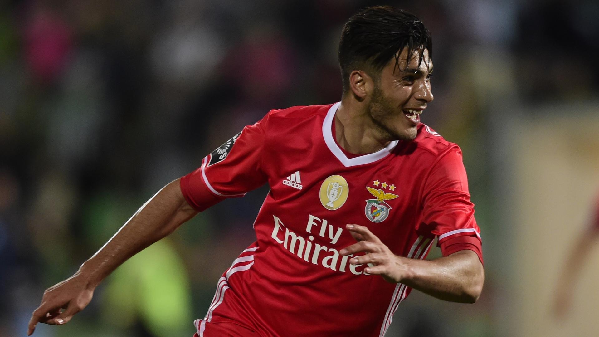 Raul Jiminez, Benfica